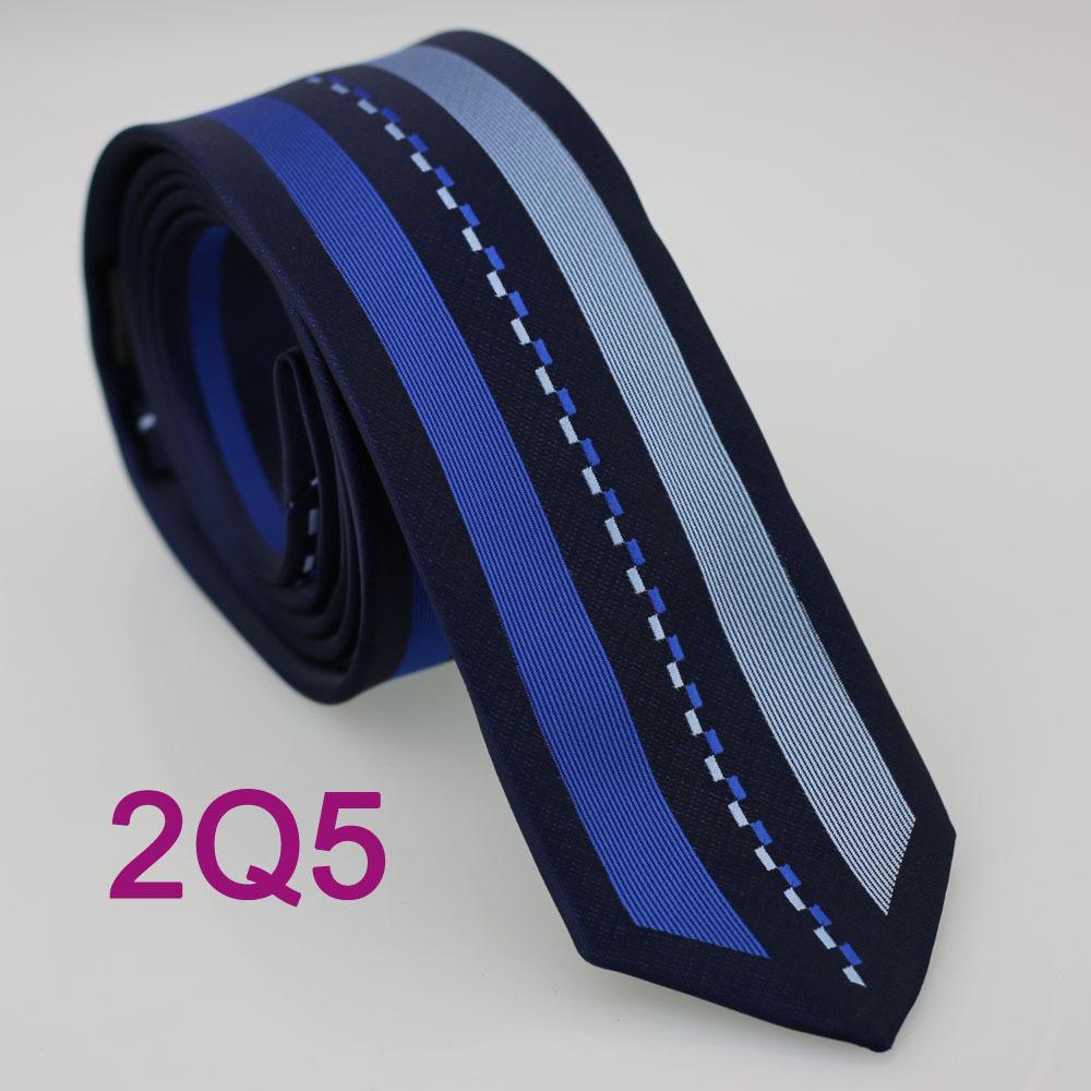 YIBEI Coachella ties Men's SKINNY Tie New Design Border Navy With Blue/Baby Blue Line Stripe Microfiber Necktie Fashion SLIM Tie(China (Mainland))