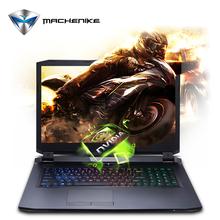 Machenike px780-t1 gaming laptop notebook intel core i7-6700k ram 16 gb ssd 240 gb hdd 1 tb 17.3 industrial pc toque experiência de vr(China (Mainland))