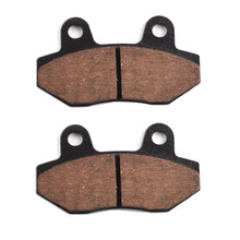 Buy Motorcycle Parts Front & Rear Brake Pads HYOSUNG Comet GT250 GT 250 Naked 2004 2005 2006 Motor Brake Disk# FA86 for $9.41 in AliExpress store