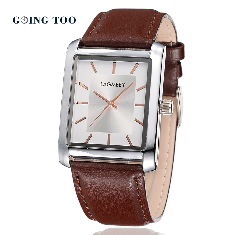 High - grade waterproof casual business belt watch, the classic retro couple table, high - hardness wear, anti - stroke shock(China (Mainland))