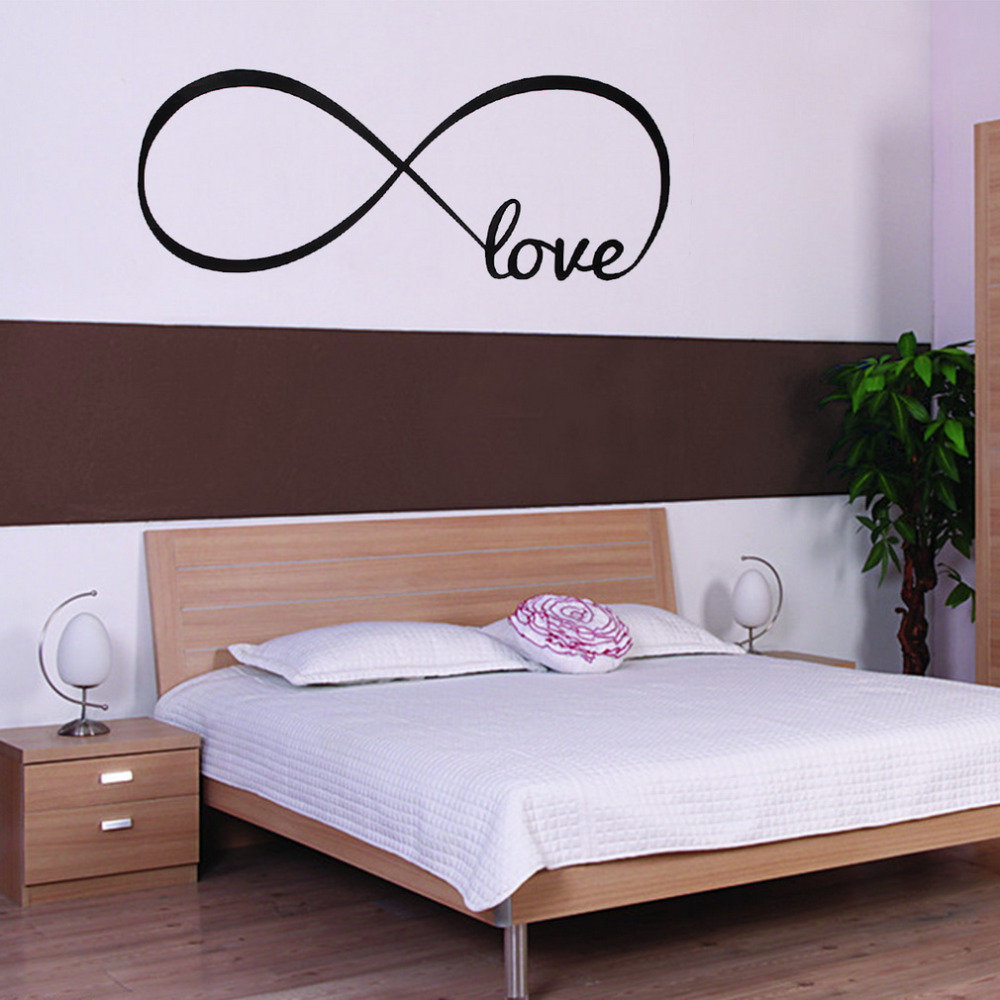 Personalized bedroom wall decals wall stickers bedroom for Bedroom wall decals