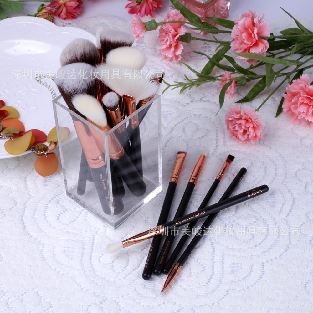 The explosion of zoeva makeup brush set zoeva 15 eye shadow makeup brush Blusher Brush spot