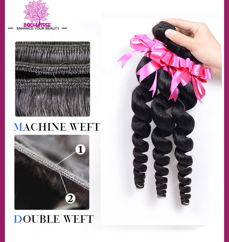 cheap brazilian hair 4 bundles and closure 7a virgin hair loose wave human hair bundle deals brazillian hair with closure loose