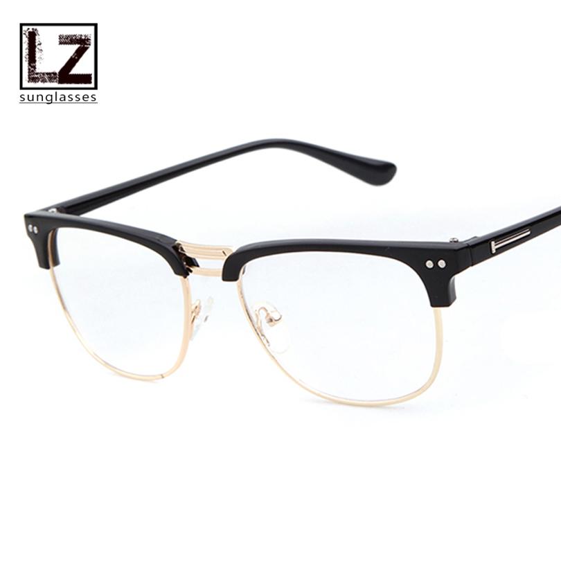 Half Frame Glasses Optical Tom Fold Frame Eyeglasses ...