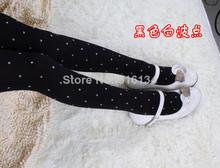 girl spring summer spot leggings trousers kids pantyhose clothing children stockings girl sock trousers