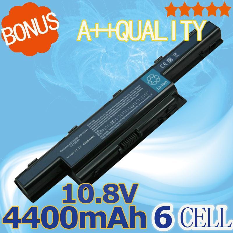 Laptop Battery For Acer Aspire 7552 7552G 7552Z 7560 7560G 7741 7741G 7741TG 7741Z 7741ZG 7750 7750G TravelMate 4370 4370G 4740