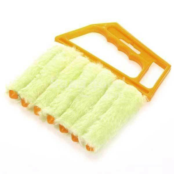 ChinaTrade Mini 7 Hand Held Vertical Brush Cleaner Blinds Air Conditioner Duster(China (Mainland))
