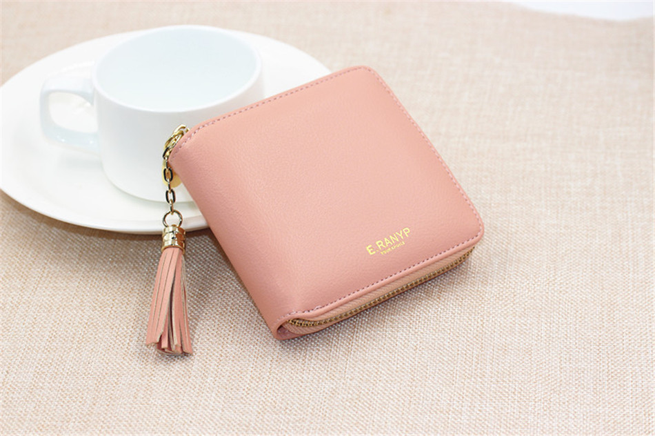 c780a4c2039b Wholesale Women Coin Purses Tassel Coin Bag Female Small Purse ...