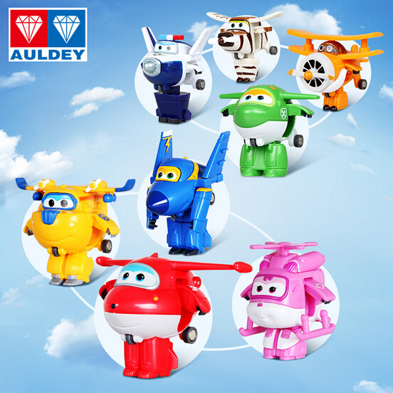 NEW hot Superwings Super Wings deformation robot collectors action figure toys Christmas gift doll
