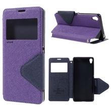 Buy ROAR KOREA Sony Xperia X A/XA Dual Cover View Window Card Holder Leather Case Bag Sony Xperia XA / XA Dual Hot Selling for $7.13 in AliExpress store