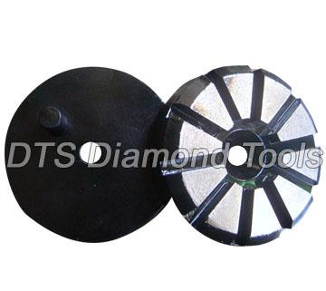 Grit #6 STI Single Post Metal Bond Diamond Grinding Disc, Concrete Preparation, Premium Quality with Reasonable Prices(China (Mainland))