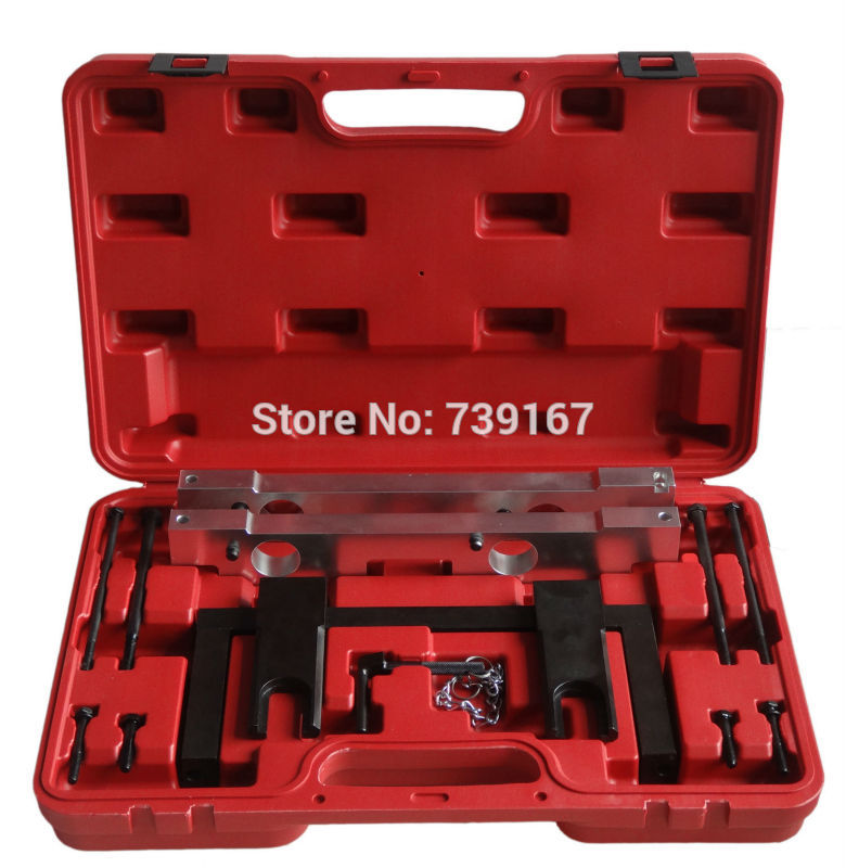Engine Timing Camshaft Alignment Locking Tool Set For BMW N51 N52 N53 N54 SERIES ST0124(China (Mainland))