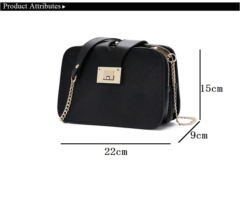 LOVAKIA 2016 New fashion bags handbags women famous brand designer messenger bag crossbody women clutch purse bolsas femininas