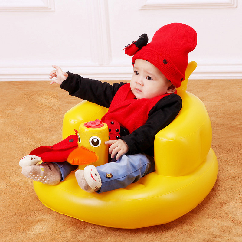 0-12Month,1-3 Years Old,Baby Learn Seat Children Sofa Small Portable Baby Chair Inflatable Baby Seat Kids Chair Child Sofa Chair(China (Mainland))
