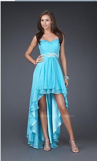 Blue Beach Wedding Dresses - Ocodea.com