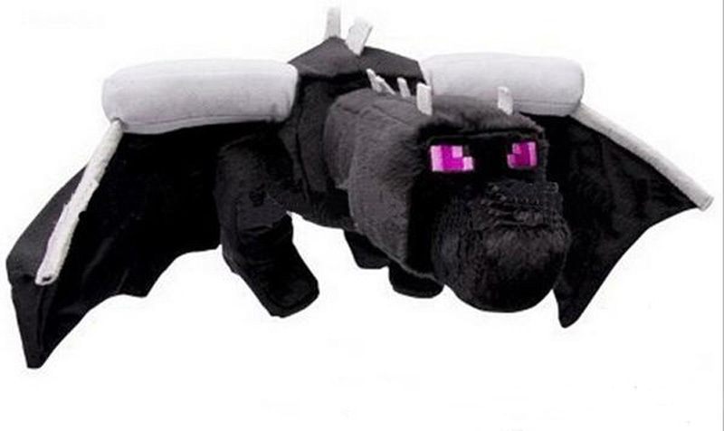 My world plush toy doll black dragon Ender cartoon anime action figure kids soft toys birthday gifts baby toy jouets en peluche(China (Mainland))