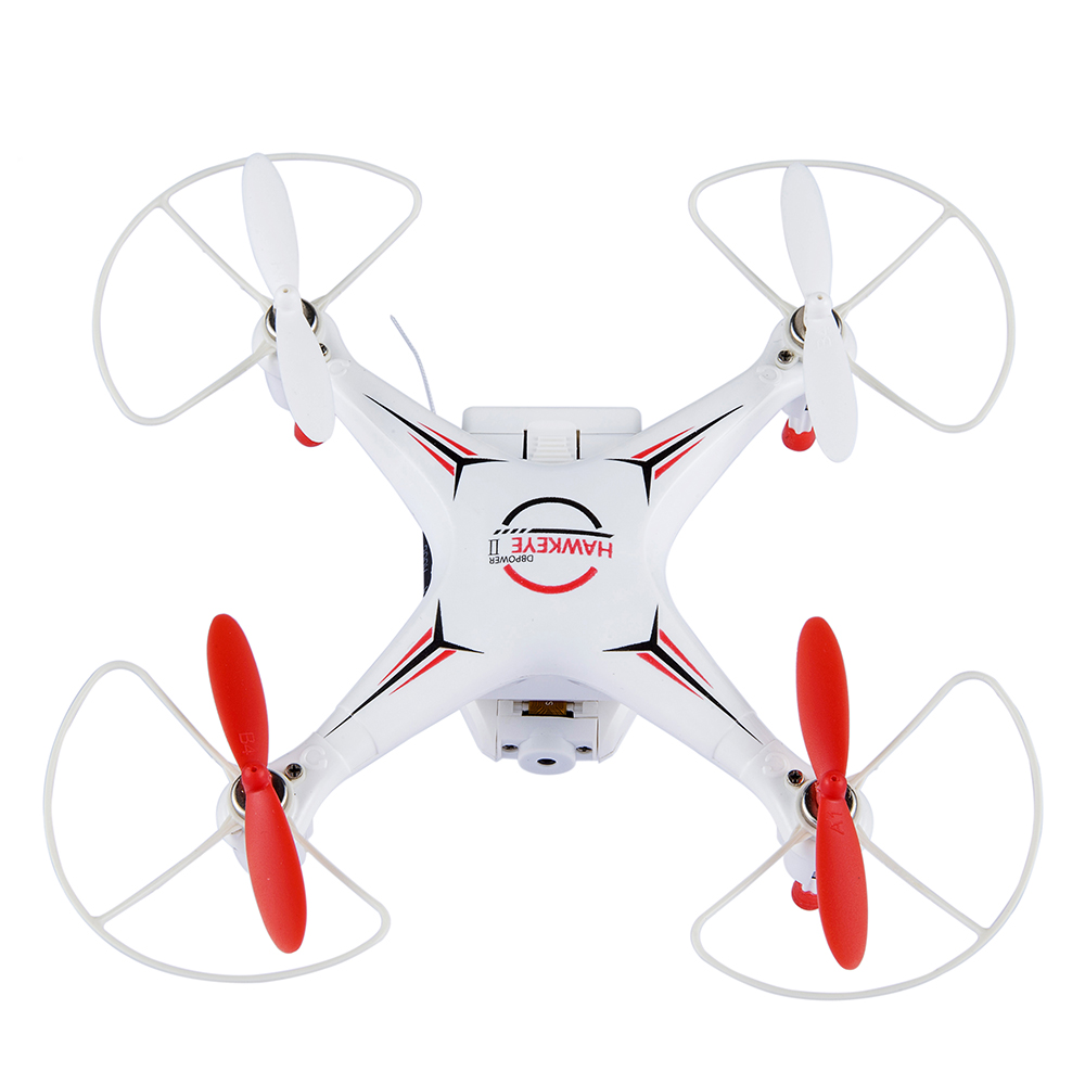 DBPOWER WIFI Drone Quadcopter 4CH 6 Axis Professional Drone with Camera