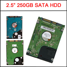 "Original  250GB 2.5"" SATA Internal Hard Driver 5400RPM 8M HDD FOR Laptop PS3 Notebook(China (Mainland))"