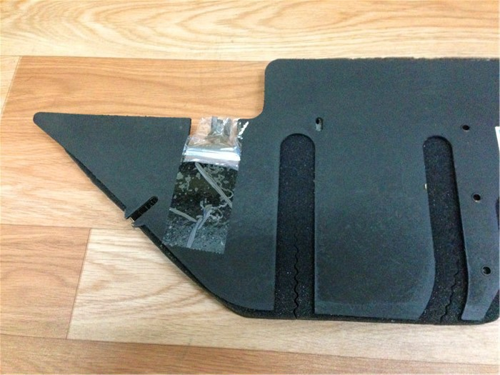 For Volkswagen Santana 2000 Junjie pride of the dashboard clutch pedal big foam board insulation board pad silencer pad(China (Mainland))