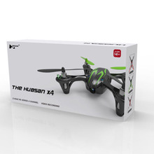 2016 Newest Hubsan X4 H107C 2.4G 4CH RC Quadcopter w/2MP Camera Gyro Drone Black& Green