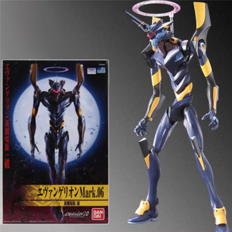 Starz Neon Genesis Evangelion Anime Movie Nagisa Kaworu EVA Mark-06 Awake Ver. Action Assembly Figures Robot Toys 180mm<br><br>Aliexpress
