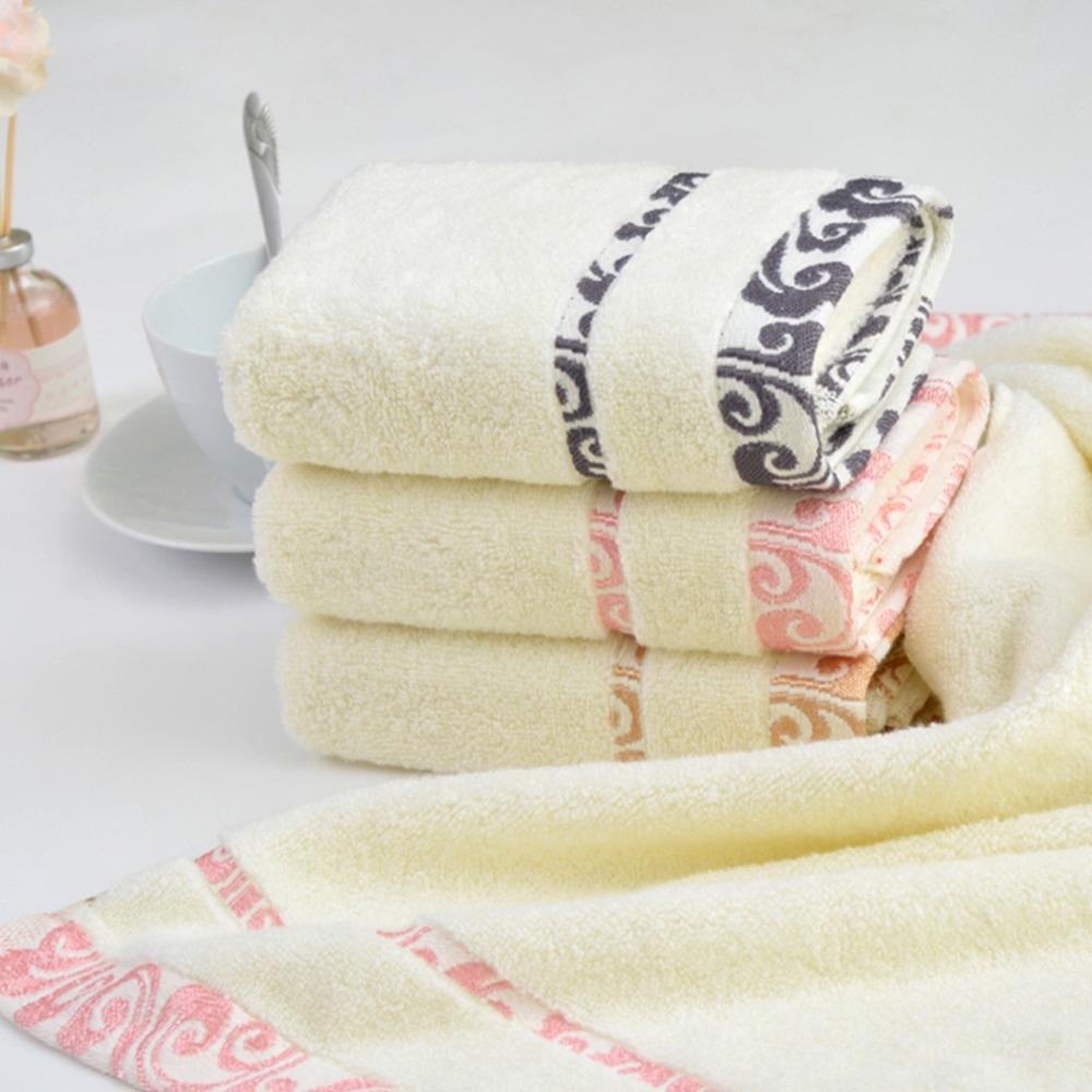 100% Cotton Genuine Face Hand Towel Soft Hand Towel Drying Comfort Towel F34x75cm(China (Mainland))