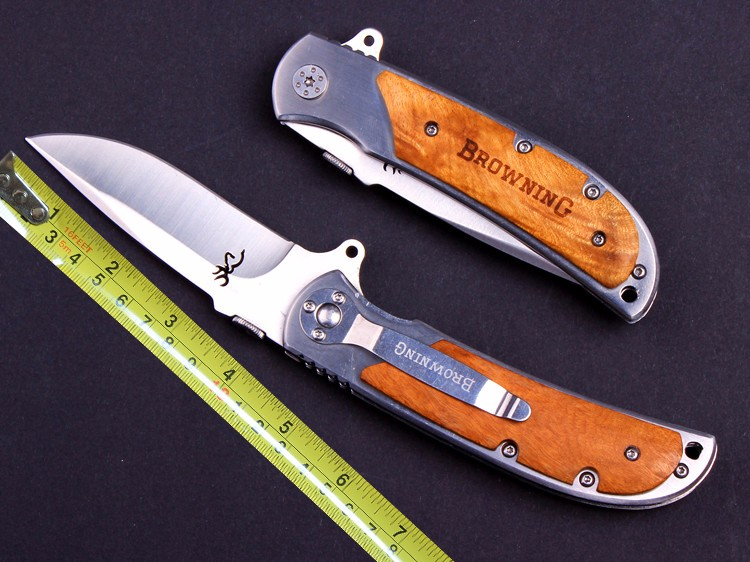 Buy Exclusive Folding Knife Hunting Survival Knife Pocket Knife Outdoors Camping EDC Tools cheap
