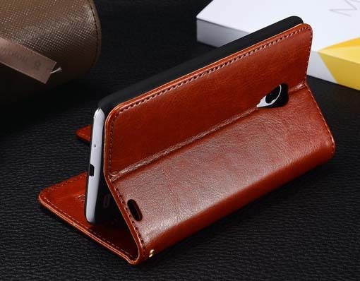 New 2014 Brand Flip stand Leather Case For Meizu MX3 Luxury Sheepskin With Card slots top rated cases Wholesale lowest Price(China (Mainland))
