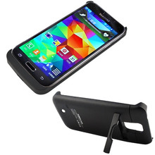 3800/4200/4500mAh Power Bank Portable Rechargeable External Battery Charger Case With Stand For Samsung Galaxy S5 S6 S7 Edge(China (Mainland))