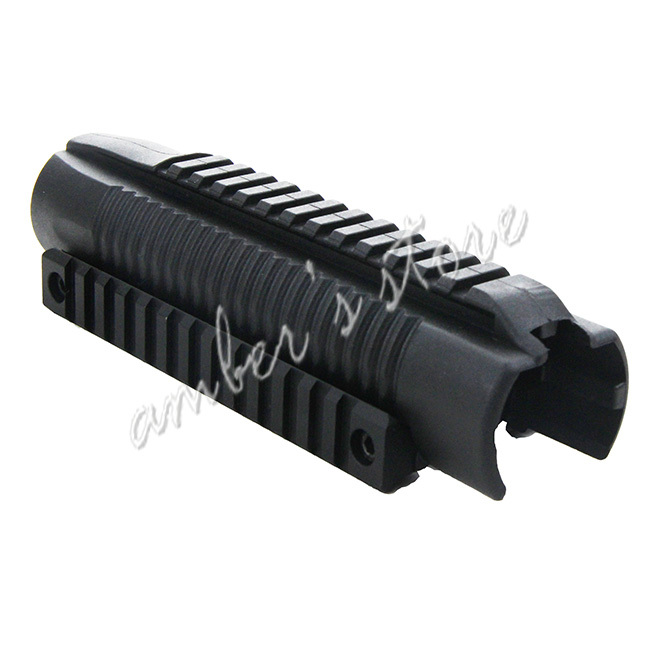 Free Shipping Tactical Mossberg Model 500 A/590 Shotgun Tri Weaver Picatinny Rail Forend Handguard Pump Replacement(China (Mainland))