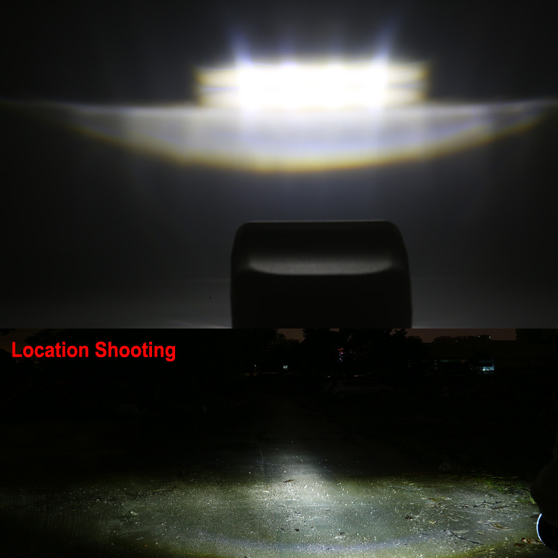 """10-30V 7"""" 60W Led Remote control Searchlight 7inch Spot LED Work searching Light for TRUCK SUV BOAT MARINE Remote control light"""