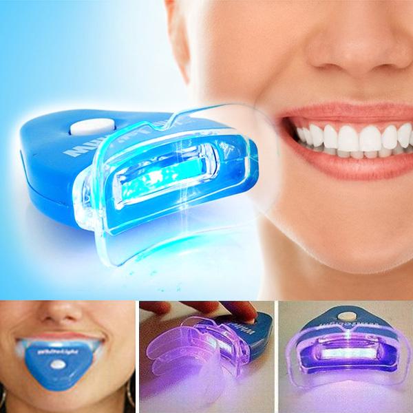 Teeth whitening gel oral hygiene clareador dental bleaching personal care tooth whitener electric Lamp denta odontologial-MR066(China (Mainland))