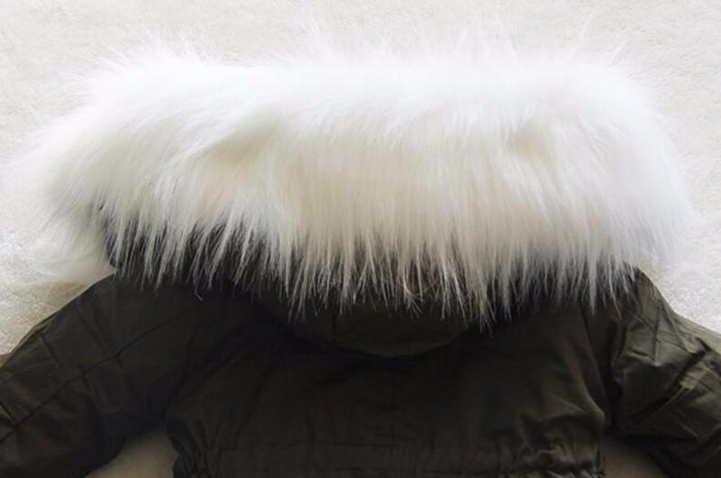 Скидки на Высокое Качество Девушки Зима Парка Вниз Пальто Ребенок Утолщение Куртка Парки Теплый Меховой Воротник Пальто Зимние Куртки для девочек Одежда