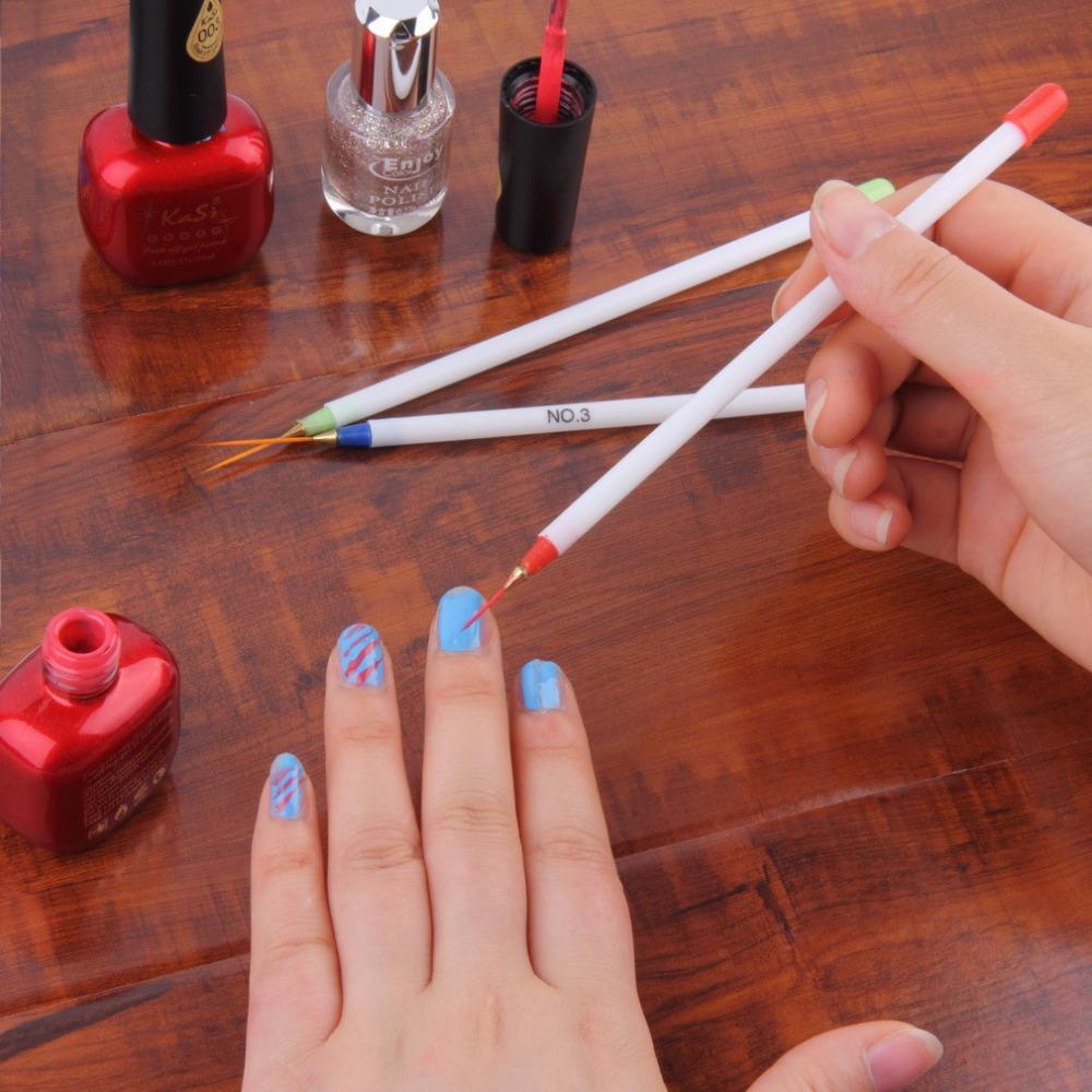 uv Gel Pen Nail Art Brush