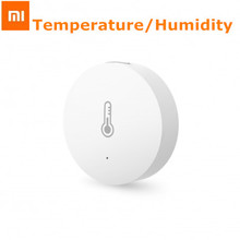 Buy 2017 New Original Xiaomi Intelligent Mini Temperature Humidity Sensor Pocket Size Smart Home Automatic Smart Home Suite for $14.99 in AliExpress store