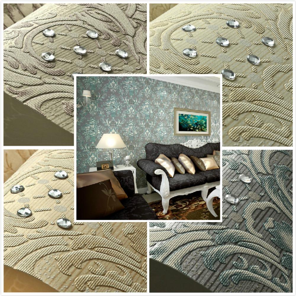 Luxury Crystal Wallpaper Luxury Diamond Crystal 3d