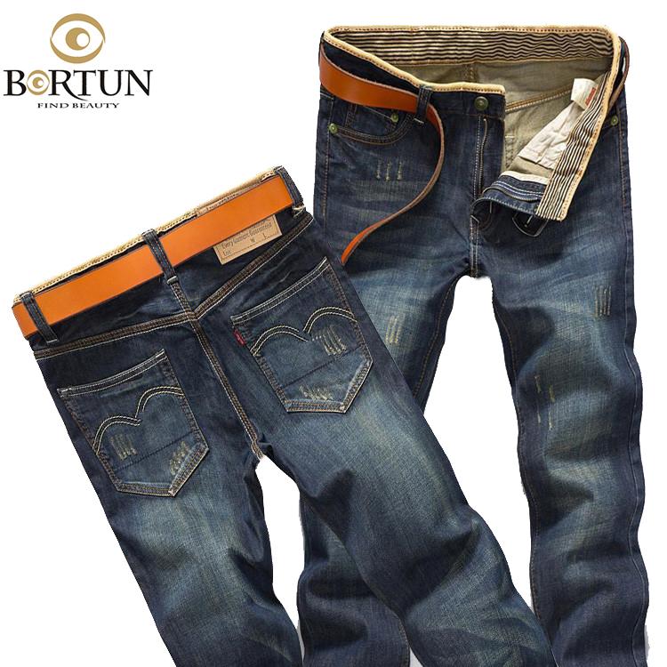 2016 Men Slim jeans men's Distressed Biker jeans summer pants male Straight Denim Jeans Men Casual Men Long Pants Trousers Dsq(China (Mainland))