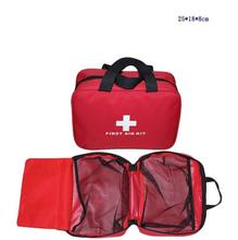 Empty Bag for  Emergency Kits Safe  Survival Travel First Aid Kit Outdoor Wilderness Camping Hiking Medical Pack Set(China (Mainland))