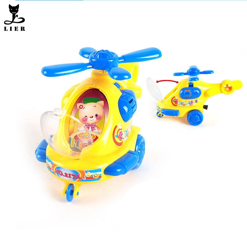 2016 New Arrival Mini Pull Back Airplane Cartoon Ctue Plastic Plane Toys For Baby Kids Children Gift Aircraft DA052(China (Mainland))