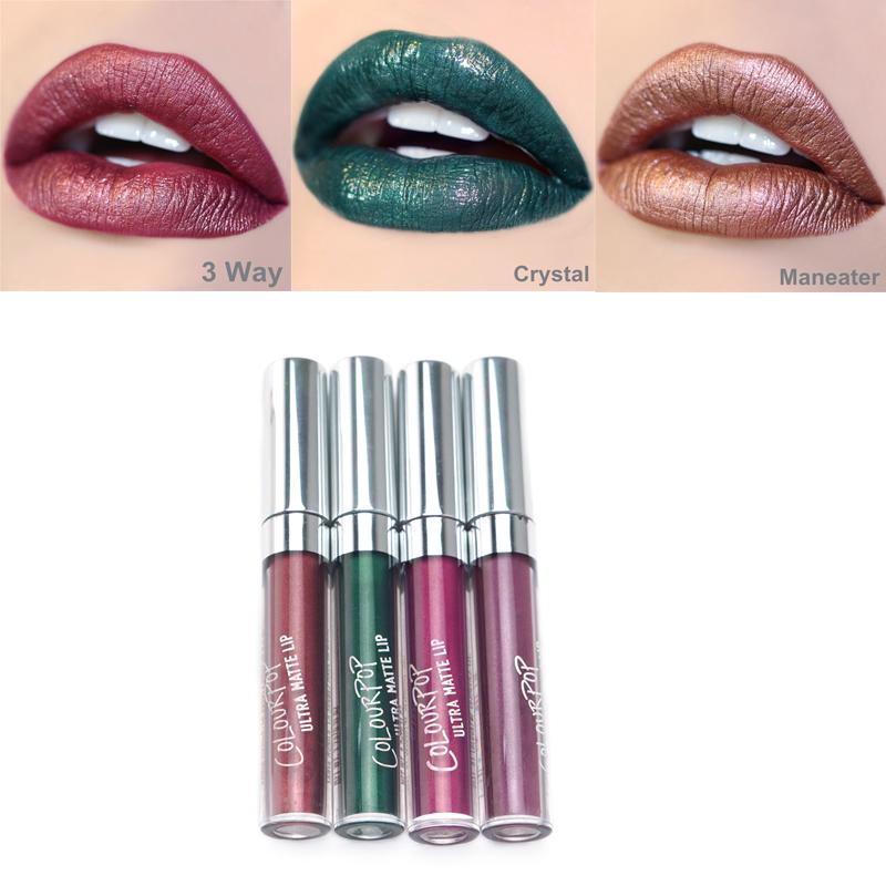 New Brand Makeup Matte lipstick Professional Waterproof Liquid Lipstick Shimmer Lipstick Golden Nude Red Lips Batom Maquiagem