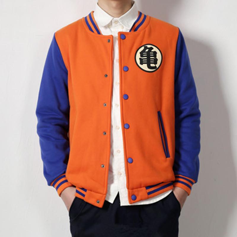 2015 Dragonball Z Son Goku Jacket Coat Anime Show ...