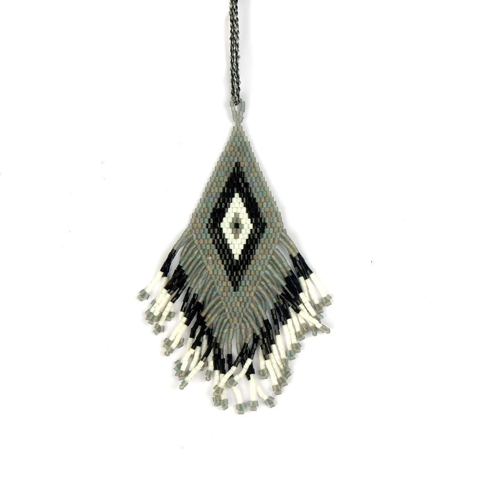 Handmade Boho Necklace Statement Maxi Pendants Love Gifts Collier Kolye Collares Beads Bijoux Femme Long Bohemian Women Jewelry(China (Mainland))
