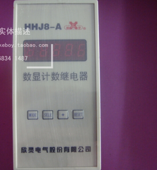 C-Lin intelligent counter HHJ8-A digital counting relay AC220<br><br>Aliexpress