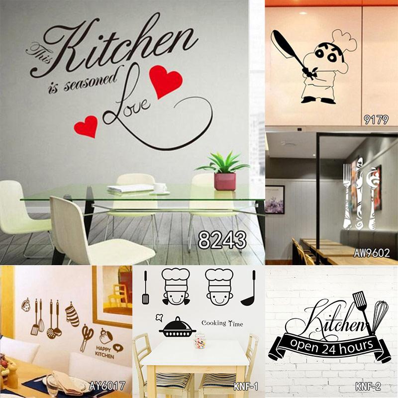 Online kopen wholesale keuken muurschilderingen uit china keuken muurschilderingen groothandel - Restaurant decoratie ...