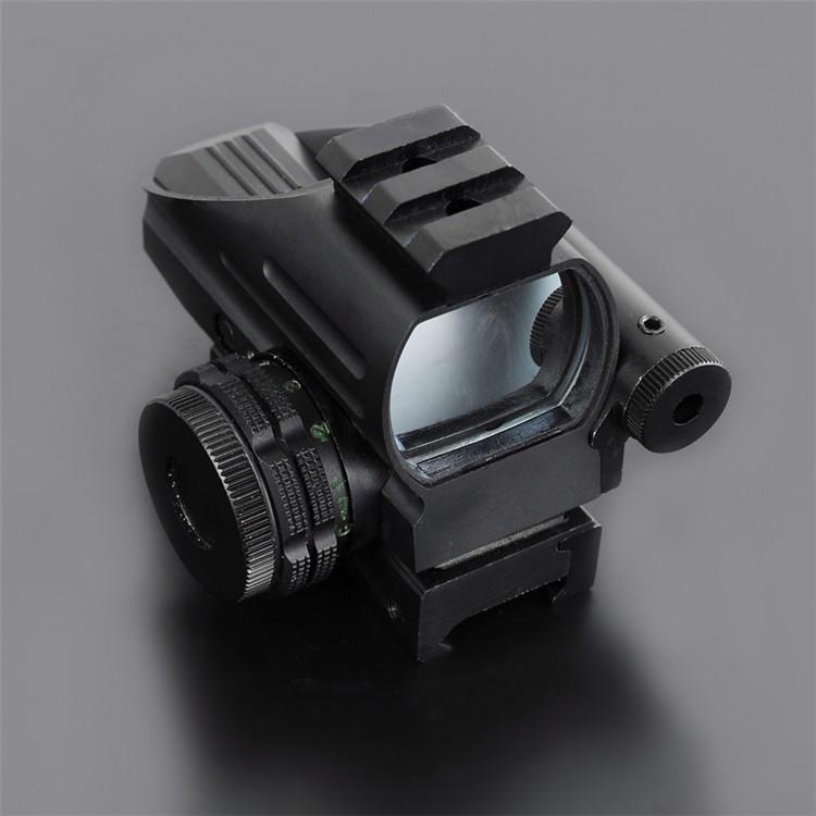 Outdoor Hunting  Mini Red Dot Night Vision Laser Sight Air Rifle Gun Riflescope Telescope Sight Sight Gunsight