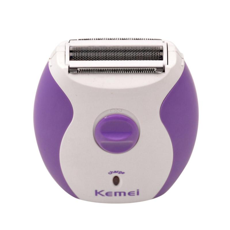 Hair Removal 100-240V Women Electric Shaver Hair Clipper Epilator Bikini Shaving Machine Razor Depilation Remover epilateur 75(China (Mainland))