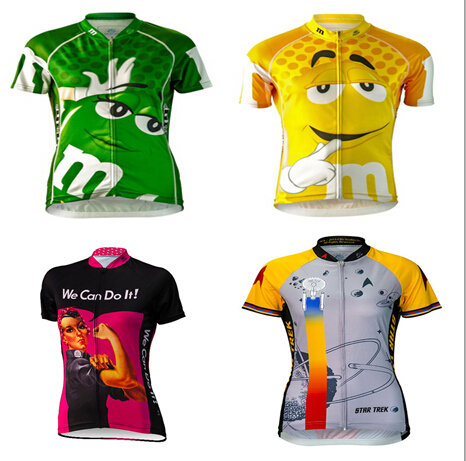 2015 new coming Brainstorm Gear lady cycling short jersey bike clothes summer women style(China (Mainland))