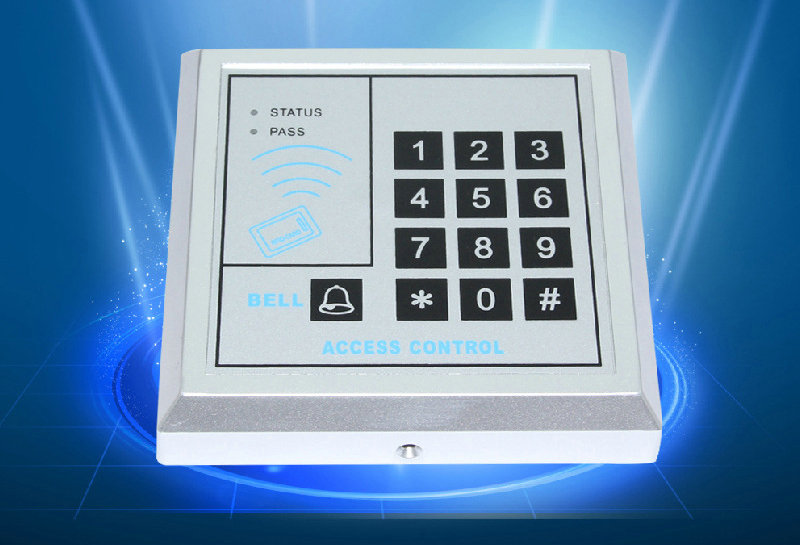 Hot Selling 500 user RFID Door Controller Waterproof Password Keypad Access Control ID Card/IC Card wireless keyboard System E14<br><br>Aliexpress