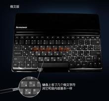 Genuine Lenovo S6000 Bluetooth Keyboard Cover Wireless Multimedia keypad for Yoga Tablet PC iPad Air Mini 2 3 Win10 Surface4 pro