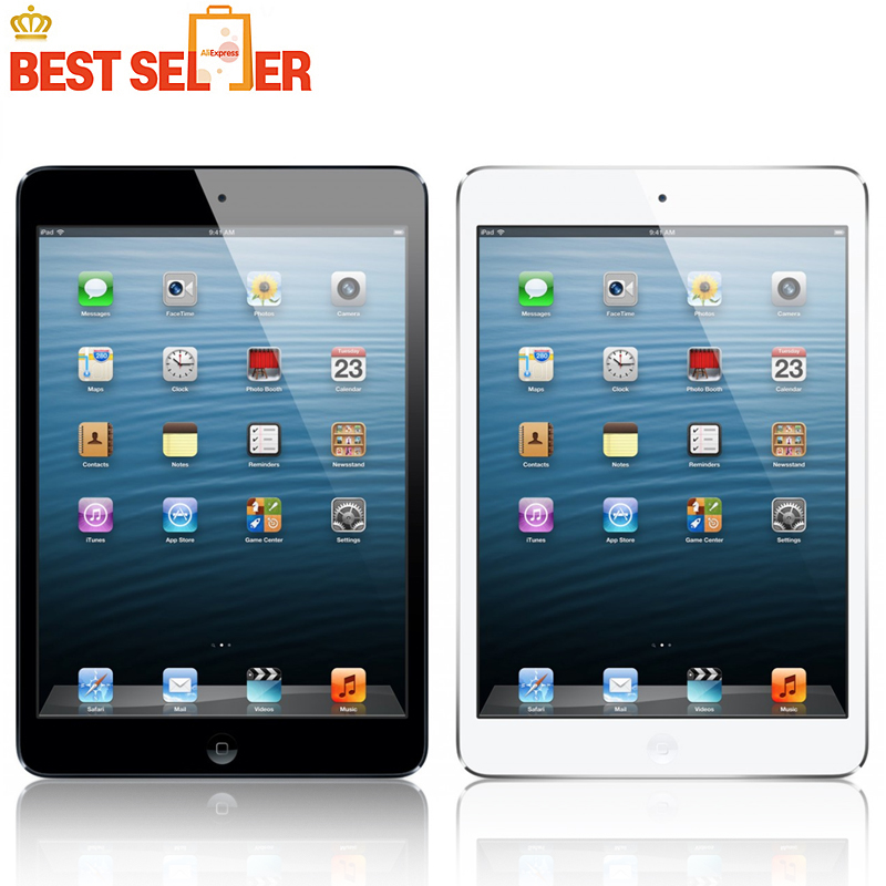 Cheapest WIFI Tablet PC Original Apple iPad mini 7.9'' IOS 1024*768 IPS 5MP WIFI Dual Core Multi Touch Ultra Slim Free Shipping(China (Mainland))